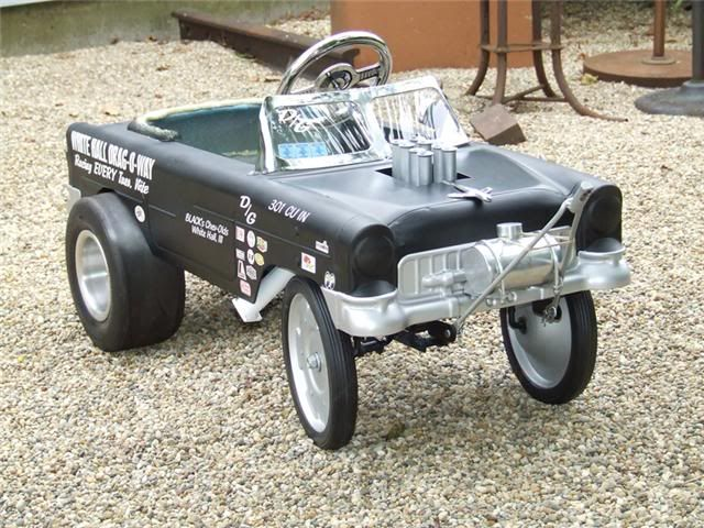 For the hot rod kids