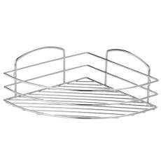 Chrome Steel Corner Basket Lexington - for more info on this product please click here – http://www.back2bath.co.uk/chrome-steel-corner-basket-lexington