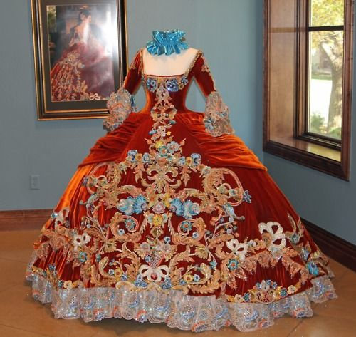 Debutante Ball ~dress ballgown