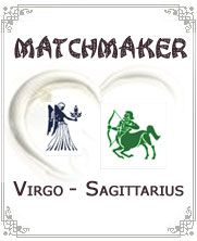 Sagittarius | Virgo and Sagittarius Compatibility | Virgo Love Match | Virgo Best ...