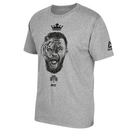 Reebok - UFC Fan Conor McGregor Tiger Tee
