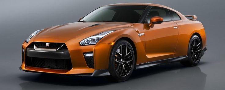Nuevo Nissan GT-R 2017: más potencia, más diseño y mejor interior   CENTÍMETROS CÚBICOS