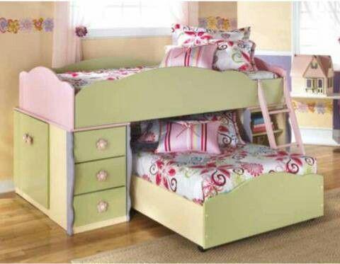 Nice Bunk bed OjiNis RööM