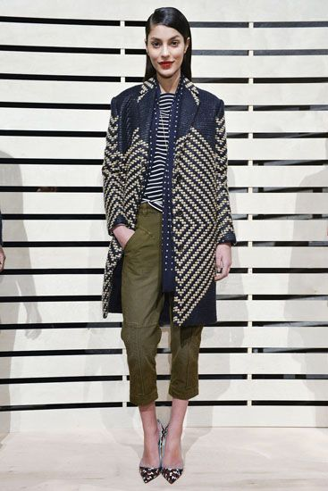 LOVE This! NYFW Fall 2014: J. Crew Collection