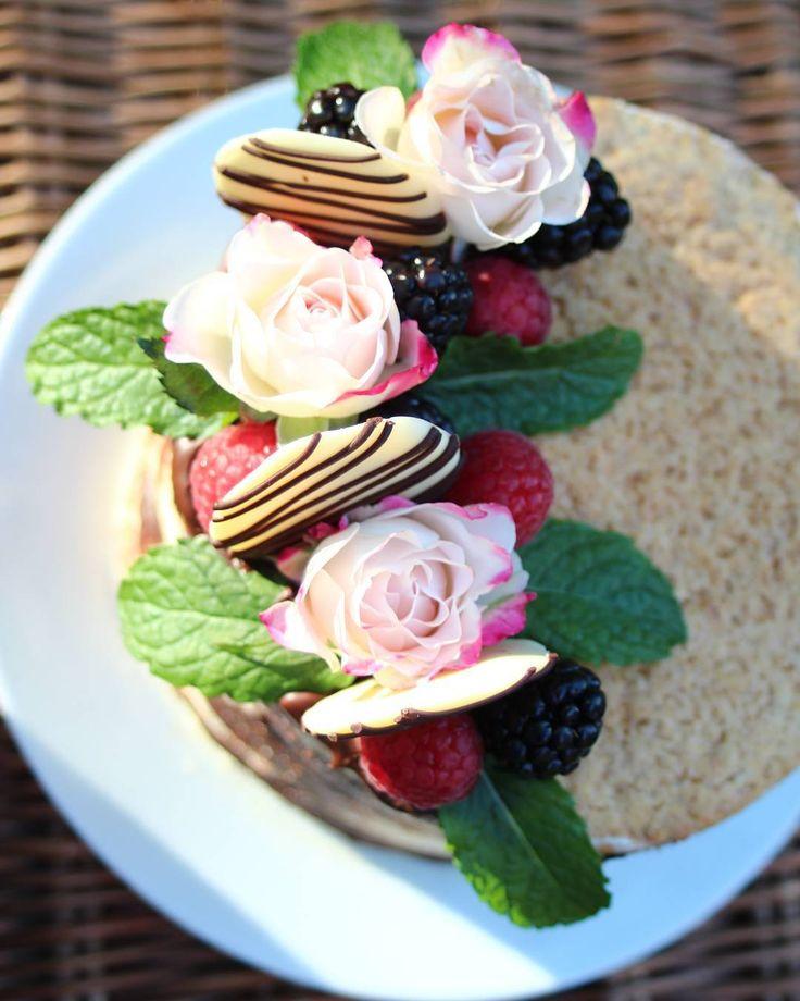 Honey & Semolina Cake  (PL: 'Miodowiec')