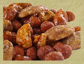 Butter Toffee Nuts...love these on my salads! (Can't find in the store anymore!)