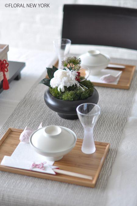 フォト:Table Decorating Ideas / Table Setting Ideas / テーブルコーディネートフラワー&テーブルスタイリング|スタイルのある暮らし It's FLORAL NEW YORK Style ~暮らしをセンスアップするフラワースタイリングで毎日を心豊かに、心地よく~ -11ページ目