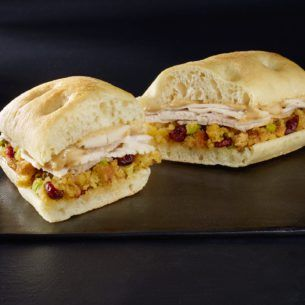 Holiday Turkey & Stuffing Panini | Starbucks Coffee Company