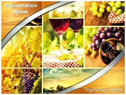 The 9 best wine powerpoint templates images on pinterest ppt download wine montage powerpoint template for your upcoming powerpoint presentation toneelgroepblik Images
