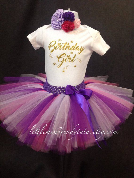 f0a22c8fa Rainbow First Birthday Outfit, First Birthday #clothing #children  @EtsyMktgTool #firstbirthdaytutu #birthdayset #birthdaytutu
