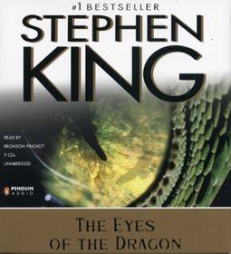 The Eyes of the Dragon Unabridged Audio; Bronson Pinchot narrator