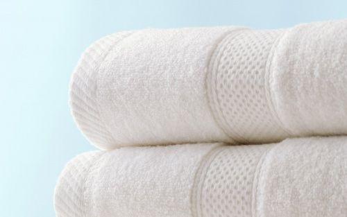 Trucchi per avere asciugamani più assorbenti e senza cattivi odori