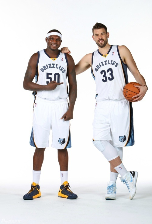 Z-Bo and Gasol