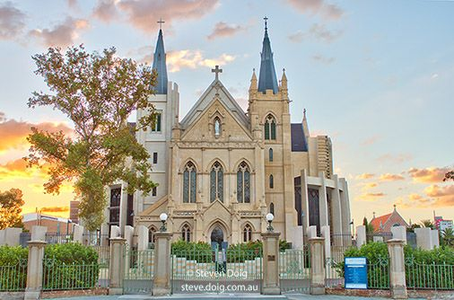 St Mary's #Cathedral, #Perth