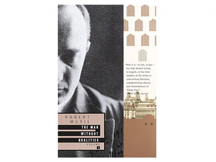 The Man Without Qualities, by Robert Musil (1943, 1,744 pp.)