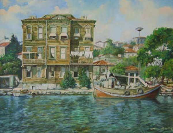 Ahmet UZELLİ - Sanatçı Detayı - Turkish Paintings
