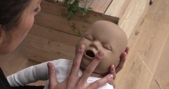 Premiers soins : Étouffement d'un nourrisson.  http://rienquedugratuit.ca/videos/premiers-soins-etouffement-dun-nourrisson/
