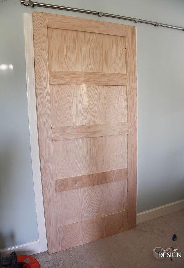 moderna solución de viseras para espacios torpes, ideas dormitorio, puertas