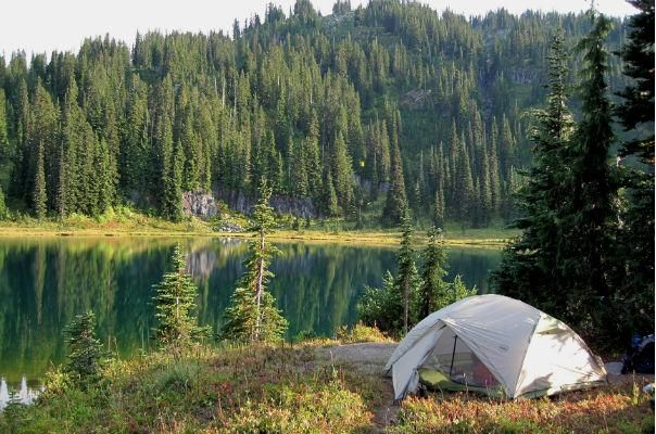 How to Eat Healthy While Camping in the Woods -- great resource for Seniors earning their Adventurer badge. Kick it up a notch and develop a Take Action project or Gold Award project that teachers younger girls to explore nature and eat healthily (maybe by creating a workshop followed by a camping trip + vidoes/tip sheets for girls and volunteers).