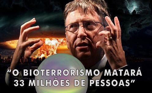 """Criador da Microsoft """"Bill Gates"""" faz 7 previsões Impactantes para o nosso futuro?"""