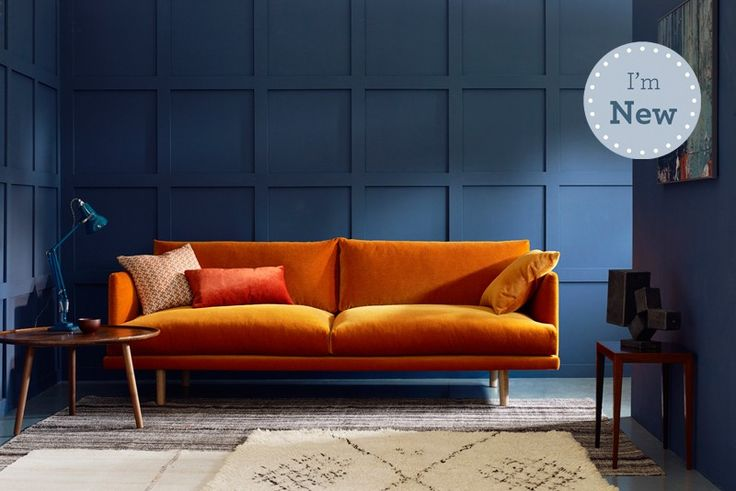 Modern Contemporary Sofa | Ottilie Sofa | Love Your Home