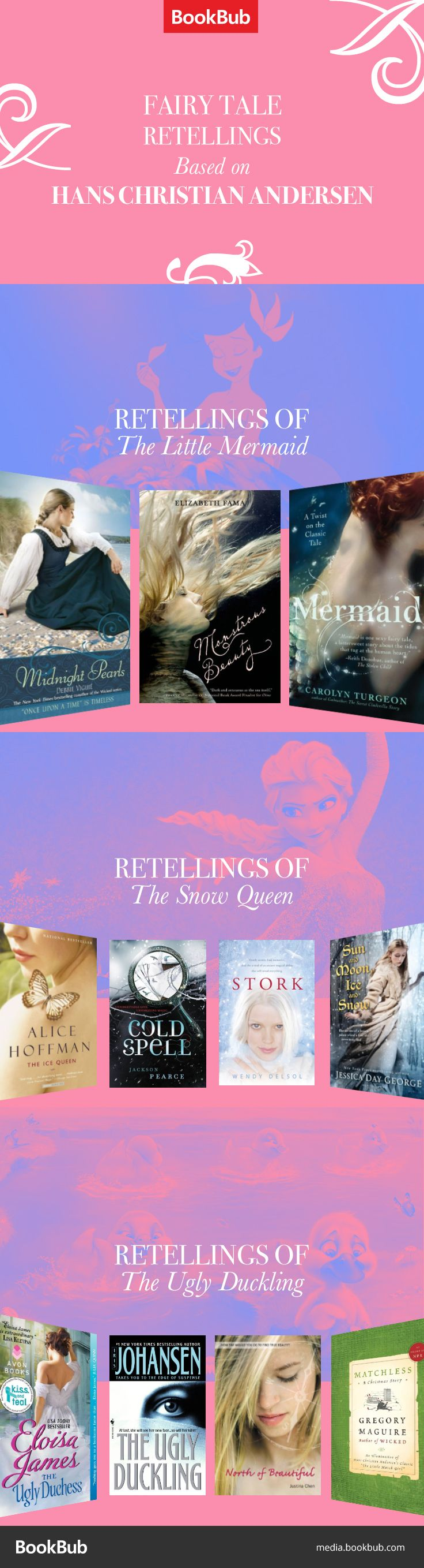 Books worth reading: Channel your inner kid with these YA books based on Hans Christian Andersen fairy tales