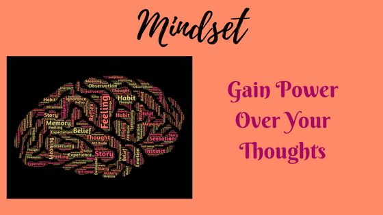What is your mindset? What does it say about your thought life? Our thoughts can help us or hinder us. When we have a negative thought life, it's easy to...