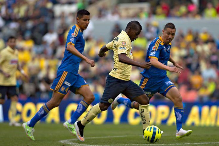 A qué hora juega América vs Tigres en el Apertura 2015 y en qué canal verlo - http://webadictos.com/2015/09/11/horario-america-vs-tigres-apertura-2015/?utm_source=PN&utm_medium=Pinterest&utm_campaign=PN%2Bposts