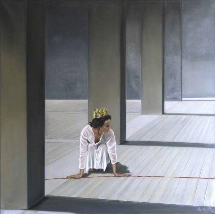 Ans Markus, Kroontje - Galerie ZoFier
