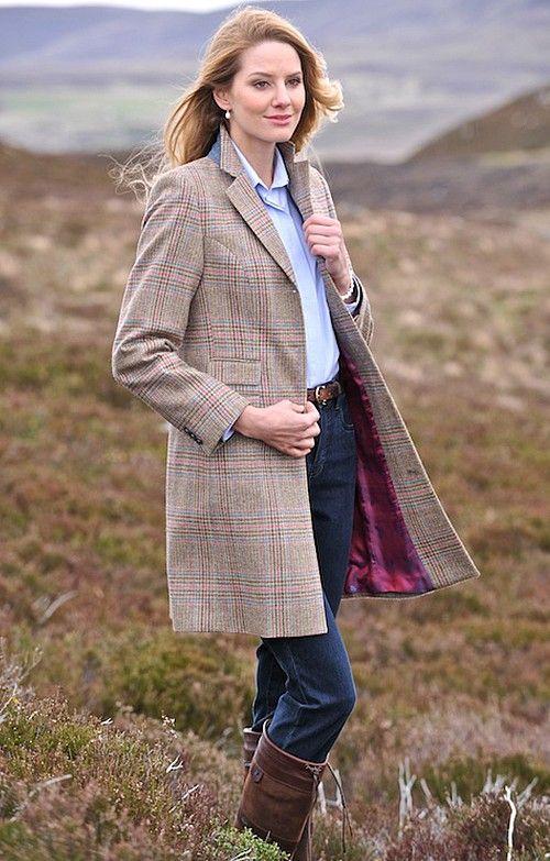 House of Bruar Ladies Cheltenham Jacket from House of Bruar