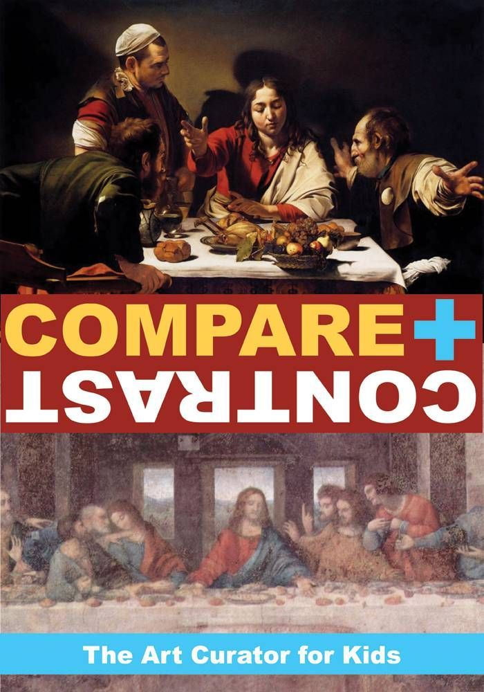 compare and contrast caravaggio and gentileschi essay What judith chopping off a man's head can teach you about art  one of my most favorite lessons to have students compare and contrast the two works.