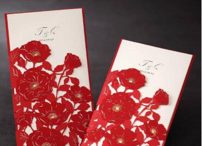 Custom Bilingual English & Vietnamese Wedding Invitations | www.lynntran.com  Vietnamese Wedding Invitations | THiep Cuoi