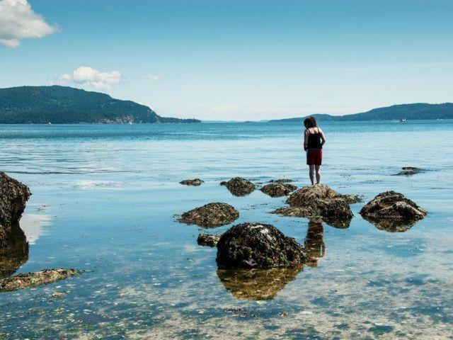 Mayne Island, Gulf Islands Canada