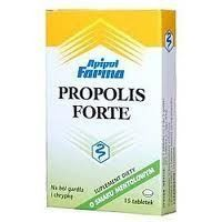 PROPOLIS FORTE x 30 tablets flavored with menthol, Sore Throat Mouth Thrush Cold Flu Herpes Infection Treatment