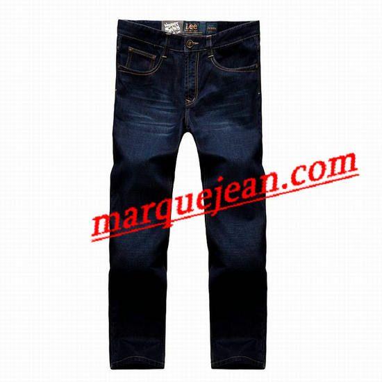 Vendre Jeans Lee Homme H0031 Pas Cher En Ligne.