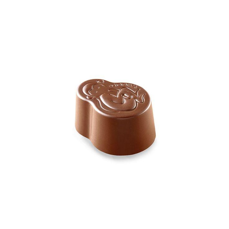 2016 Milk Chocolate Monkey - GODIVA - Delectable macadamia ...