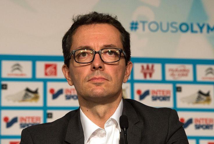Mercato OM – Eyraud : « On n'a pas entamé les discussions avec Vainqueur, on le fera » - http://www.europafoot.com/mercato-om-eyraud-on-na-entame-discussions-vainqueur-on-fera/