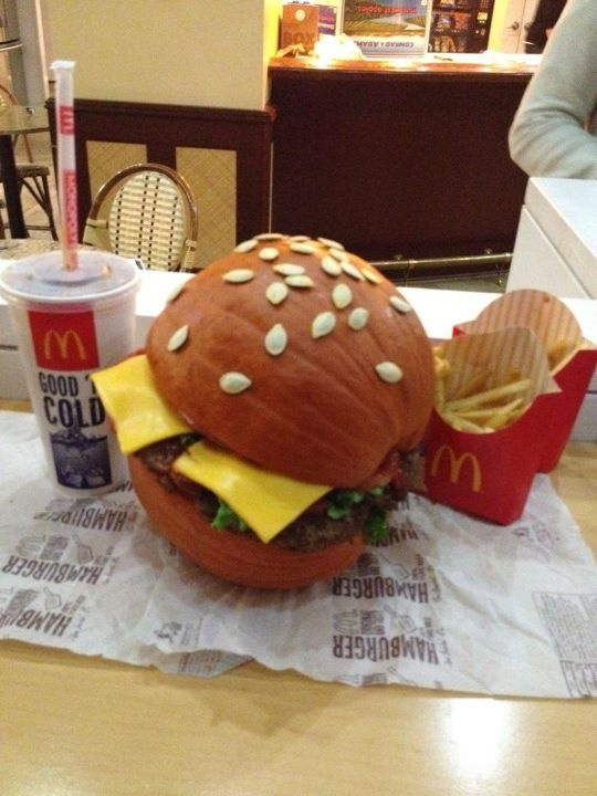 Best pumpkin carving idea ever halloween pinterest for The coolest pumpkin carvings