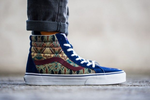 Love these! Liberty and Vans