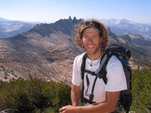Aron Ralston's website that focuses on his involvement in wilderness conservation.