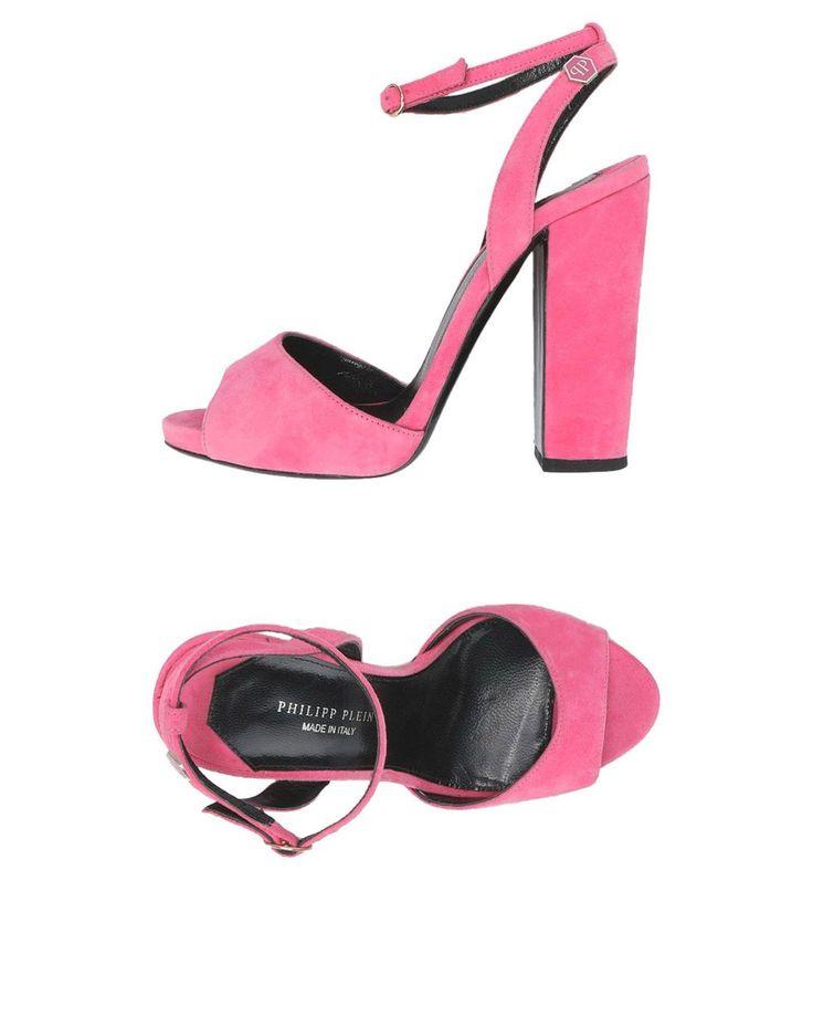 GABRIELLE'S AMAZING FANTASY CLOSET   Philipp Plein   Pink Sandals