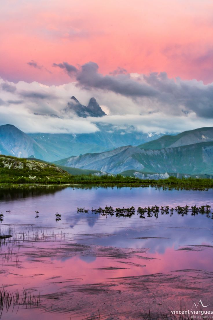 Lake Guichard, French Alps | vincent viargues on 500px
