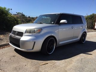 2009 SCION XB, UPGRADED WHEELS AND TIRES, NEW BATTERY, 165,200 MILES, VIN JTLKE50E191082187, PASSED SMOG, SOLD ON BEHALF OF CREDITOR, THIS IS A RETAIL SALE -