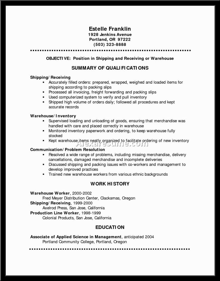 simple resume examples for jobs serversdb sample basic template free download resumes