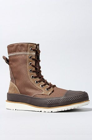 Converse The Chuck Taylor All Star Major Mills Boot in Dark Earth :  Karmaloop.com