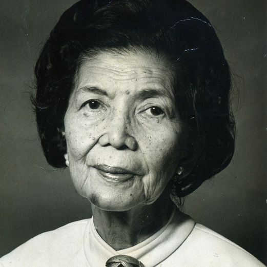 Fe del Mundo, Harvard Medical School's first female student , was admitted because she was brilliant...and because they didn't realize she was a woman. Del Mundo founded the first pediatric hospital in the Philippines. She attended nine years before enrollment was opened to women.