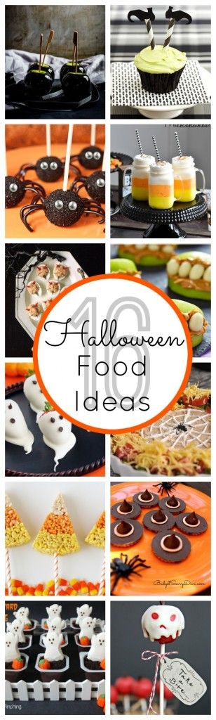 Halloween, Halloween and more Halloween!