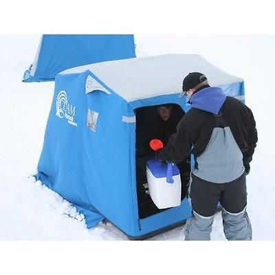 25 best ideas about clam ice fishing on pinterest ice for Clam fish trap