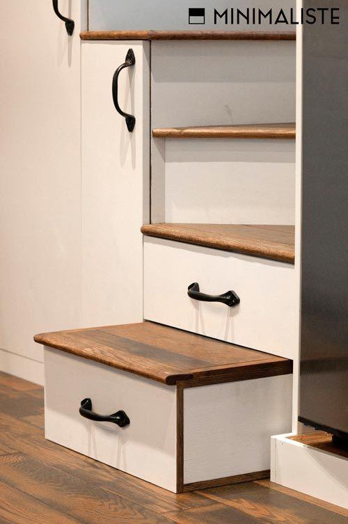 17 meilleures id es propos de escalier escamotable sur pinterest echelle escamotable. Black Bedroom Furniture Sets. Home Design Ideas