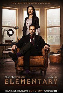 Elementary (2012– ) TV Series - 60 min - Crime   Drama   Mystery A modern take on the cases of Sherlock Holmes, with the detective now living in New York City. Creator: Robert Doherty Stars: Jonny Lee Miller, Lucy Liu, Aidan Quinn   See full cast and crew